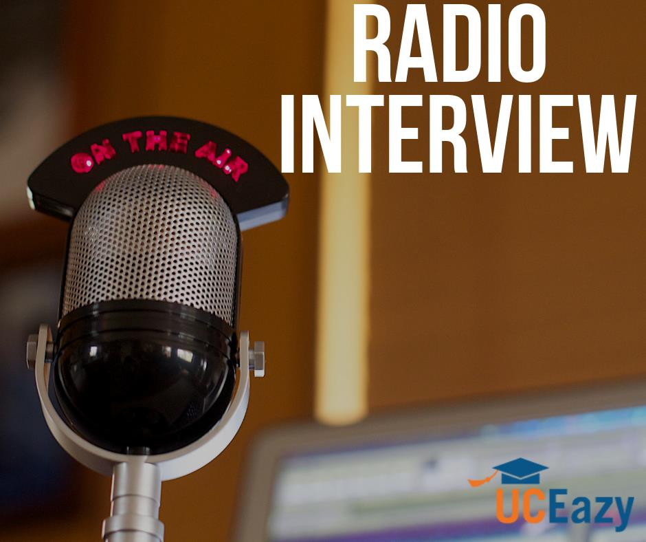 Advice for Juniors – Radio Interview