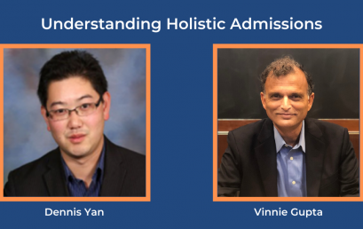 Understanding Holistic Admissions
