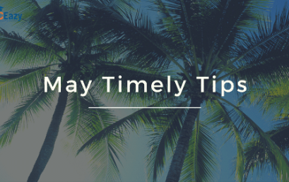May 2020 Timely Tips for Each Grade